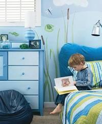 Дизайн интерьера и малыш