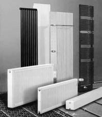 Радиаторе отопления kermi