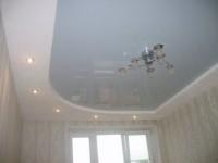 Комбинированные потолки