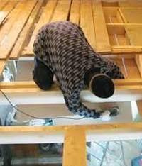 деревянных балок перекрытия