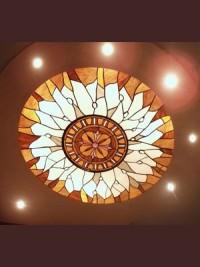 Псевдовитражный потолок