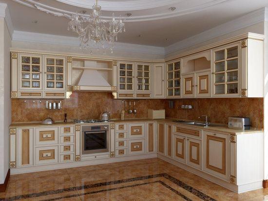 Выбор кухонной мебели в Санкт Петербурге