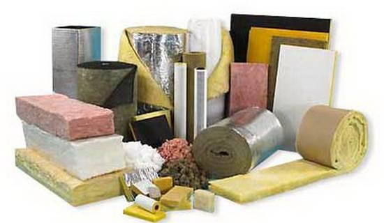 Современные теплоизоляционные материалы