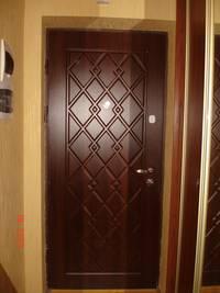 двери входные ремонт