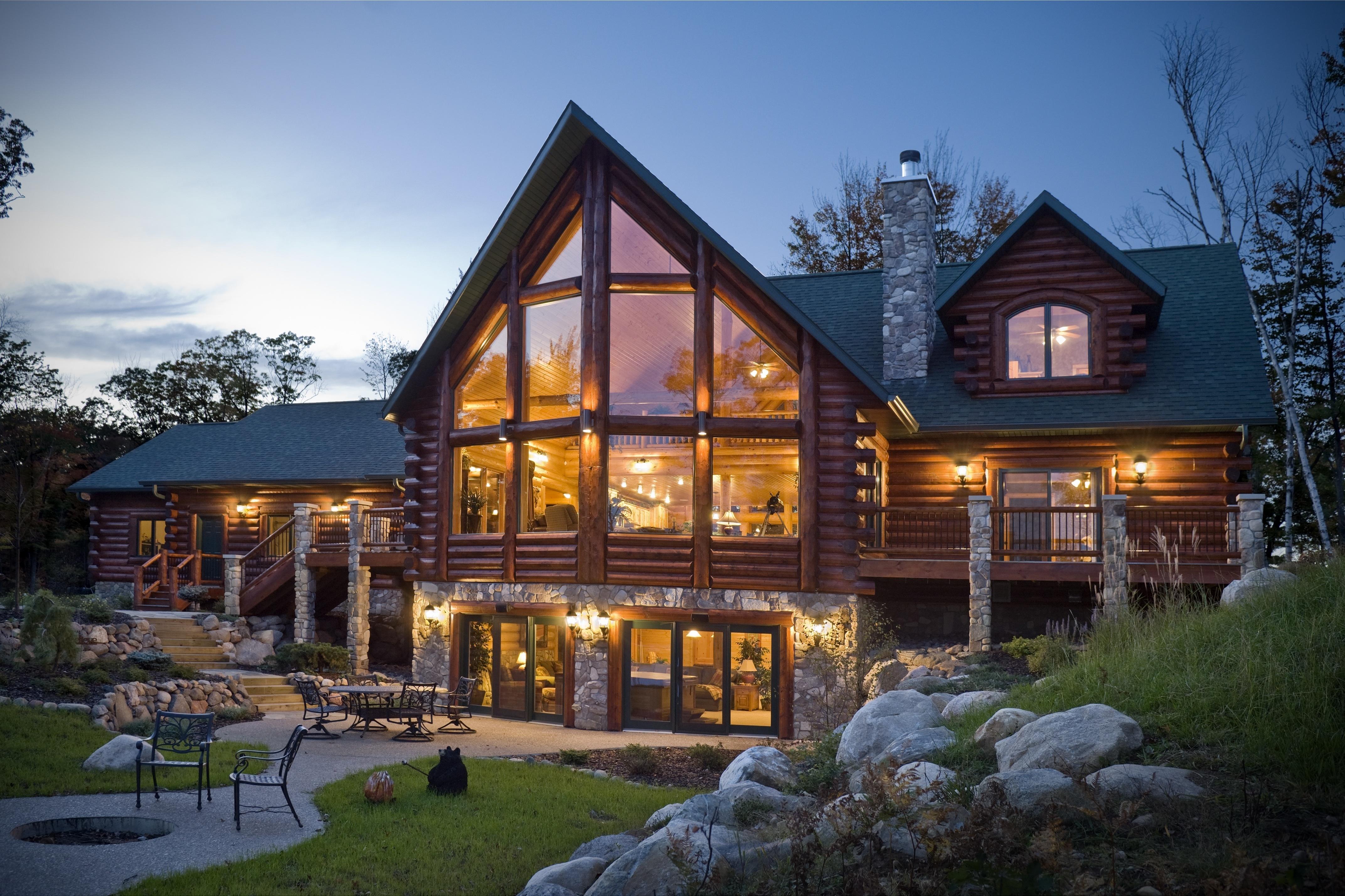 Строительство нового дома.