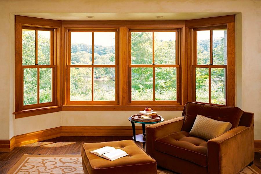 окна доя дома и квартиры