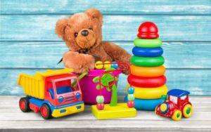 Нужны ли детям игрушки?