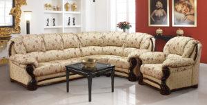 Мягкая мебель от Делавега