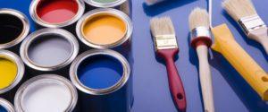 Преимущества использования лакокрасочных материалов