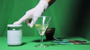 Концентрат головных примесей этилового спирта