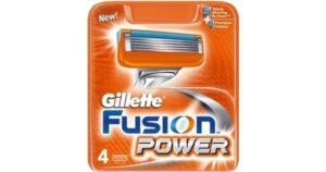 Преимущества  лезвия gillette fusion