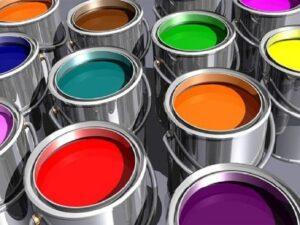 Преимущества промышленных красок по металлу