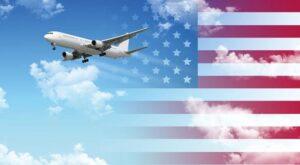 Авиаперевозки из США