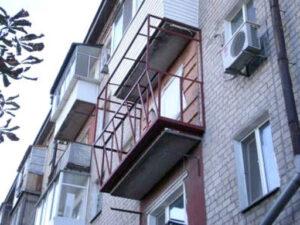 Преимущества разварки балкона
