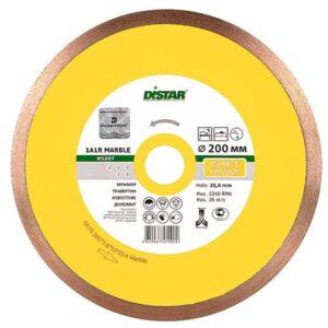 Преимущества диска по мрамору
