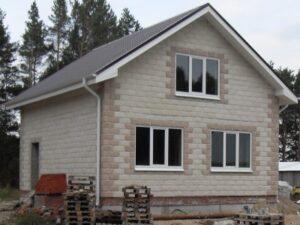 Преимущества проектов домов из теплоблоков