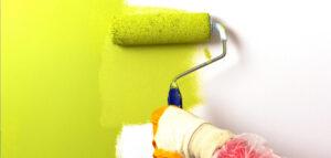 Преимущества интерьерной краски