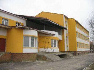 Наружное утепление фасадов в Киеве