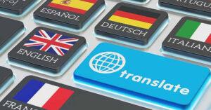 Обращение в бюро переводов