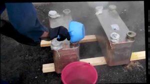Кислота для промывки теплообменников